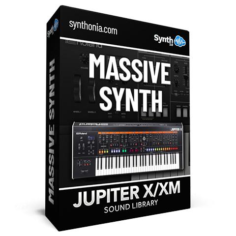 LDX183 - Massive Synth - Jupiter X / Xm