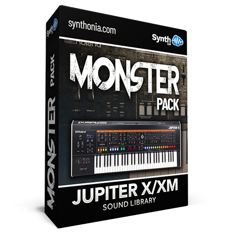 SCL300 - Monster Pack - Jupiter X / Xm