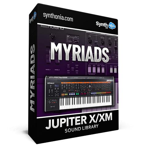 LFO010 - Myriads - Jupiter X / Xm