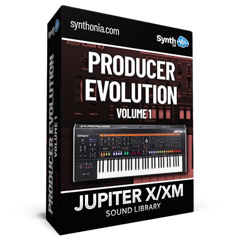 SCL229 - Producer Evolution V1 - Jupiter X / Xm