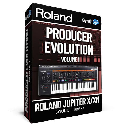 SCL229 - Producer Evolution V1 - Roland Jupiter X / Xm