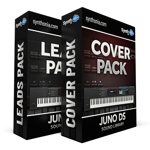 SCL89 - ( Bundle ) - Leads Pack + Cover Pack - Juno-DS
