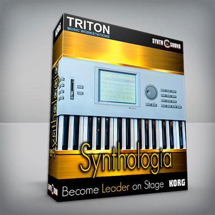 Synthologia V1 - Korg Triton CLASSIC / Rack