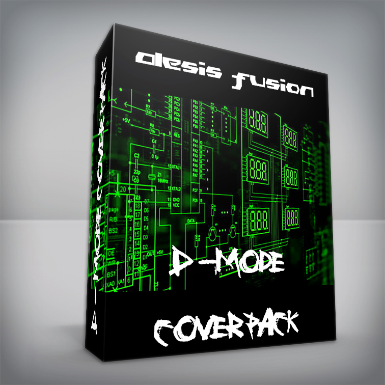 D-Mode Cover Pack - Alesis Fusion 6/8