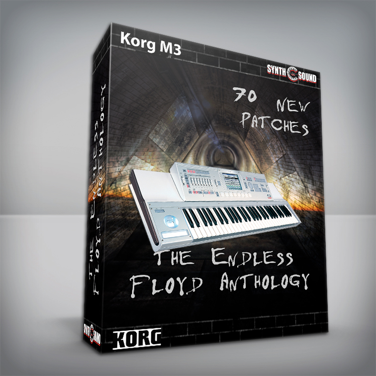 The Endless Floyd Anthology - Korg M3 + Bonus PF Cover MKI