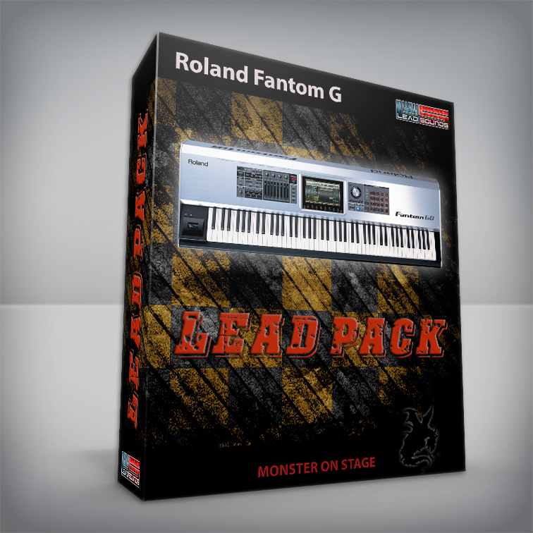 Lead Pack - Roland Fantom G