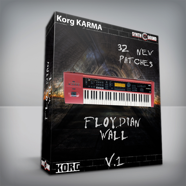 The Floydian Wall V.1 - Korg Karma