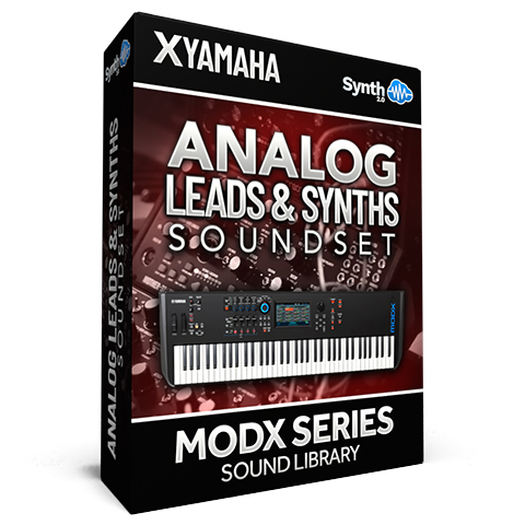 SCL371 - Analog Leads & Synths - Yamaha MODX