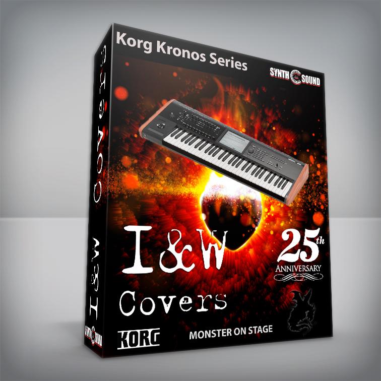 I&W Covers / 25th Anniversary - Korg Kronos Series