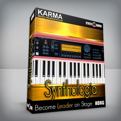 Synthologia V1 - Korg KARMA