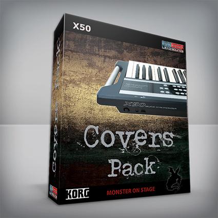 Covers Pack - Korg X50