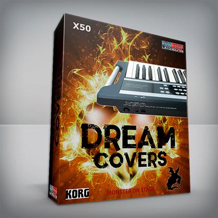 Dream Covers - Korg X50