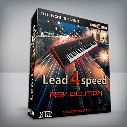 Lead 4 Speed / Revolution - Korg Kronos