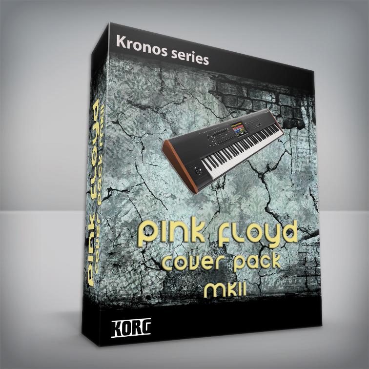 Pink Floyd Cover Pack MkII - Korg Kronos series