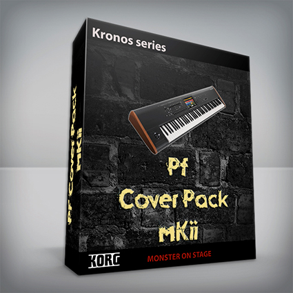 PF Cover Pack MkII - Korg Kronos series