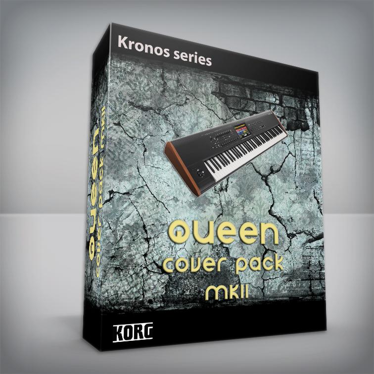 Queen Cover Pack - Korg Kronos Series