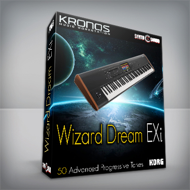 Wizard Dream EXi - Korg Kronos Series