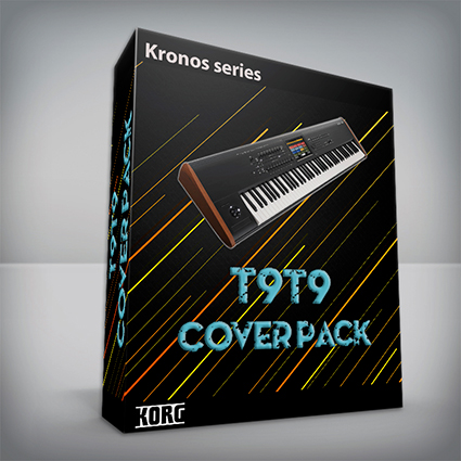 T9t9 Cover Pack - Korg Kronos Series