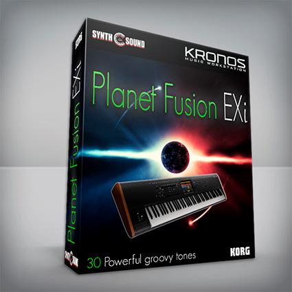 Planet Fusion EXi - Korg Kronos Series
