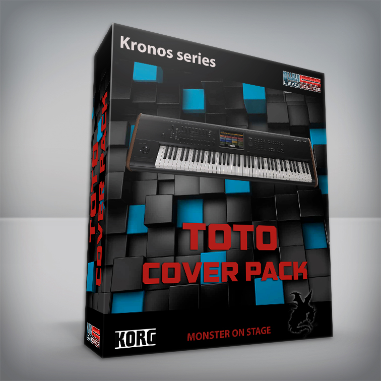 Toto Cover Pack - Korg Kronos Series