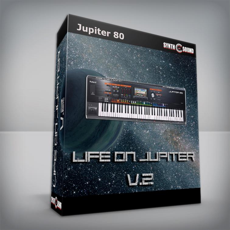 Life On Jupiter V.2 - Roland Jupiter 80