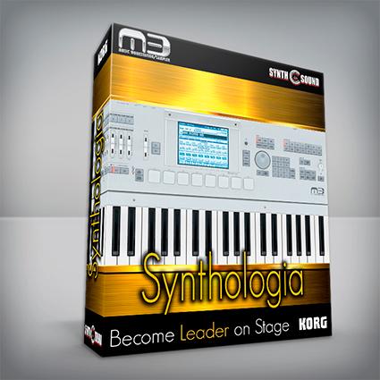 Synthologia V1 - Korg M3 ( preorder )