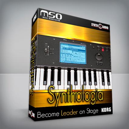 Synthologia V1 - Korg M50 ( preorder )