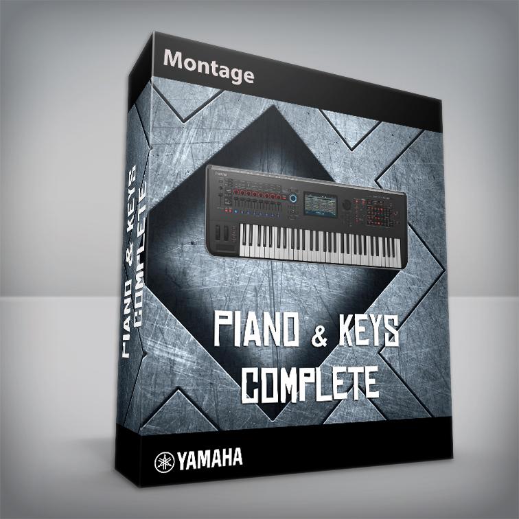 Piano & Keys / Complete - Yamaha Montage