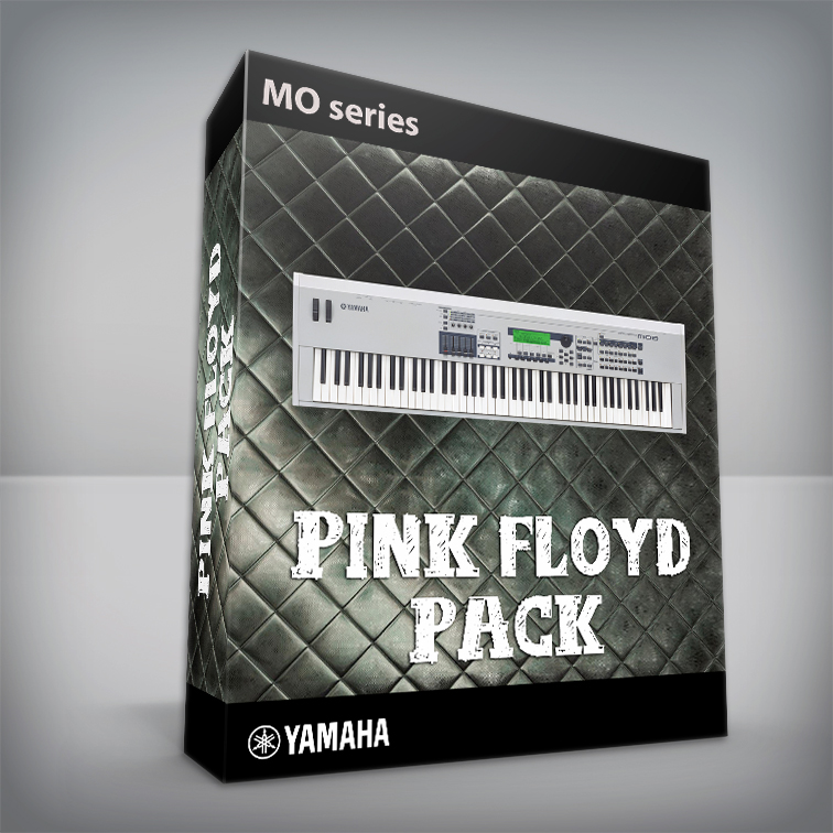 Pink Floyd Pack- Yamaha MO series