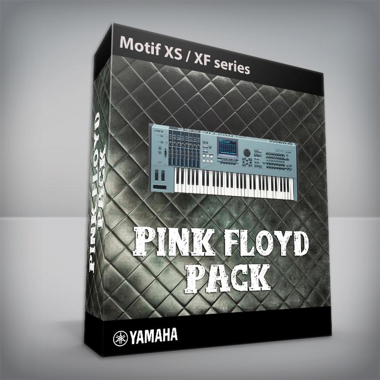 Pink Floyd Pack - Yamaha Motif XS / XF series