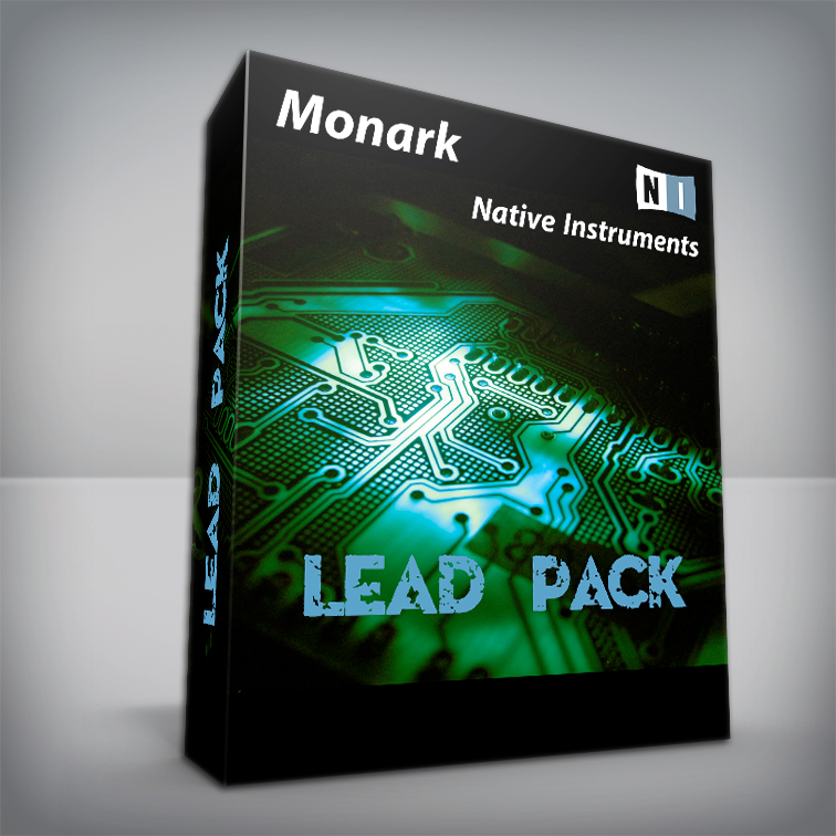 Monark Lead Pack - Native Instruments