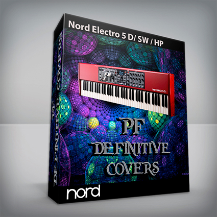 PF Definitive Covers - Nord Electro 5 Series