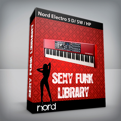 Sexy Funk Library - Nord Electro 5 series