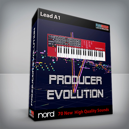Producer Evolution - Nord Lead A1