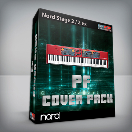 PF Cover Pack V.2 - Nord Stage 2 / 2 Ex