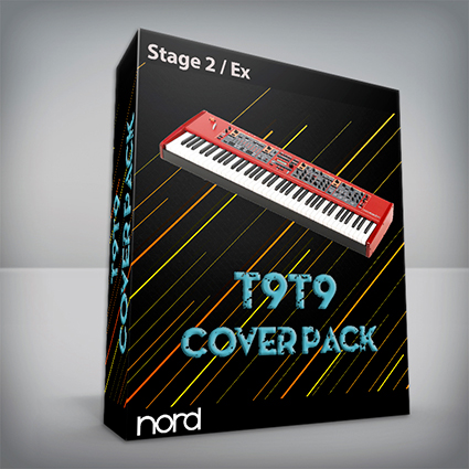 T9t9 Cover Pack - Nord Stage 2 / Ex