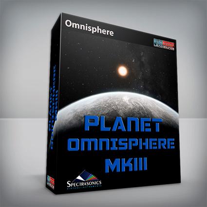 Planet Omnisphere Vol.3 - Spectrasonics Omnisphere