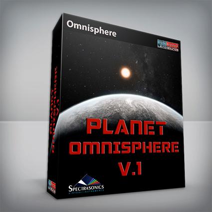 Planet Omnisphere Vol.1 - Spectrasonics Omnisphere