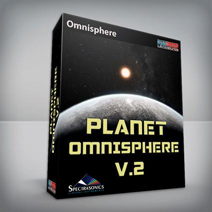 Planet Omnisphere Vol.2 - Spectrasonics Omnisphere