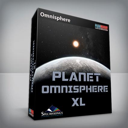 Planet Omnisphere XL - Spectrasonics Omnisphere