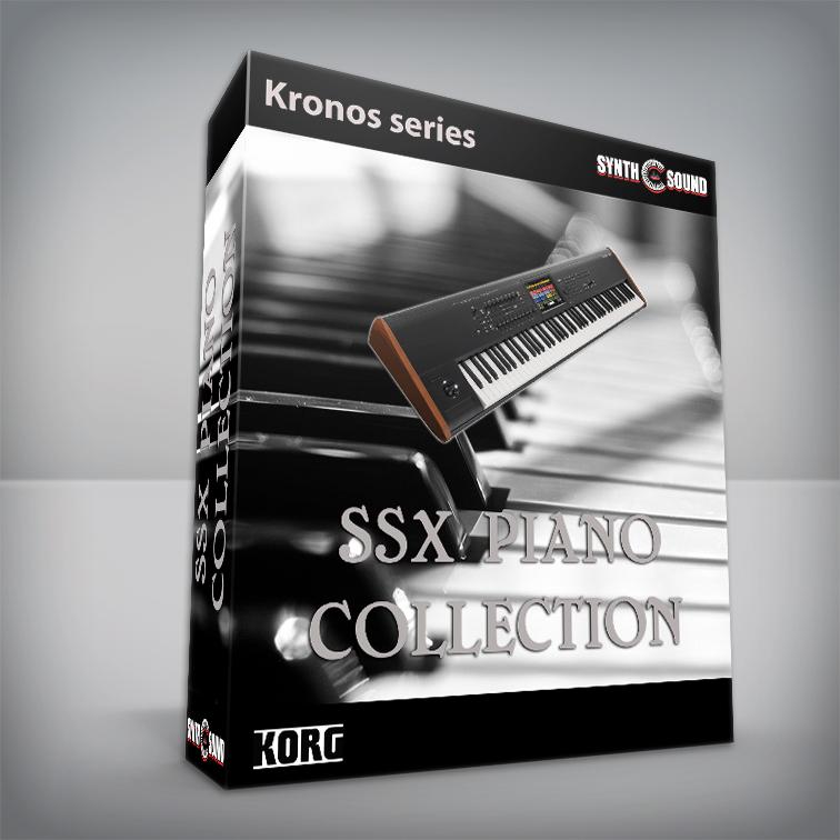 SSX Piano Collection - Kronoslogia Korg Kronos