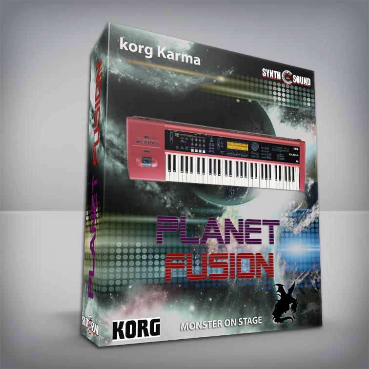 Planet Fusion - Korg KARMA
