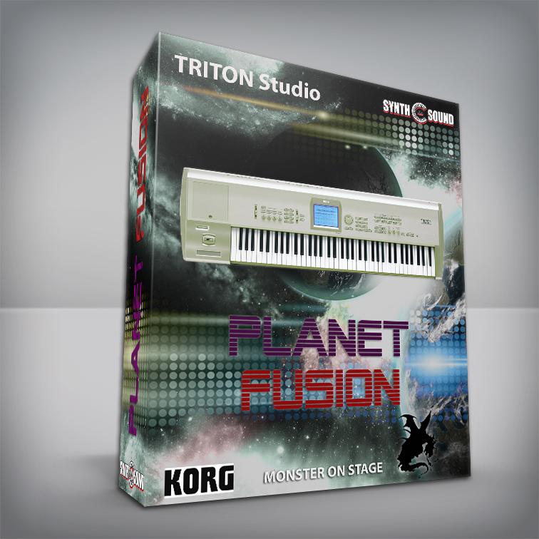 Planet Fusion - Korg Triton STUDIO