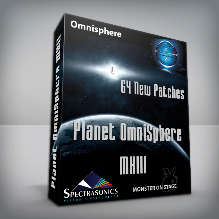Planet Omnisphere MKIII - Spectrasonics Omnisphere Collection