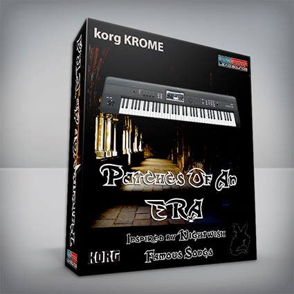 Patches Of An Era / Nightwish Cover Pack - Korg Krome