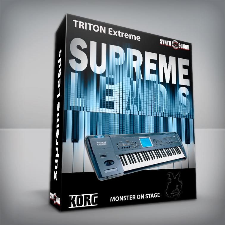 Supreme Leads - Korg EXTREME