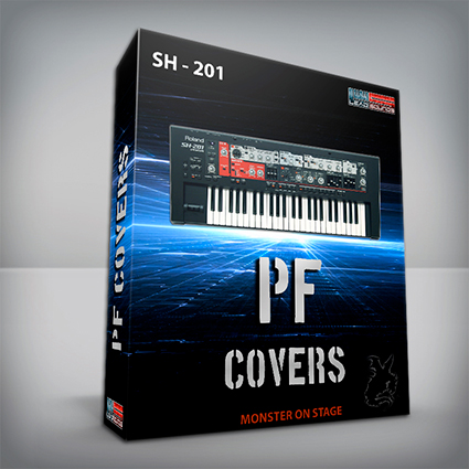 P.F. Covers - Roland SH201