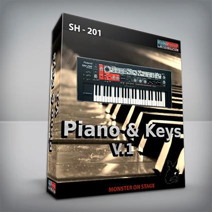 Piano & Keys - Roland SH201