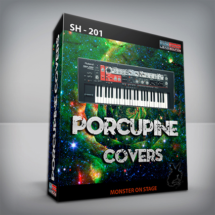Porcupine Tree Covers - Roland SH201