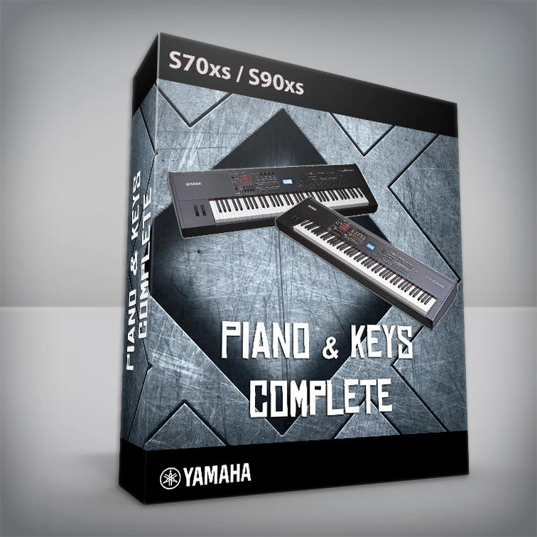 Piano & Keys / Complete - Yamaha s90xs / S70xs